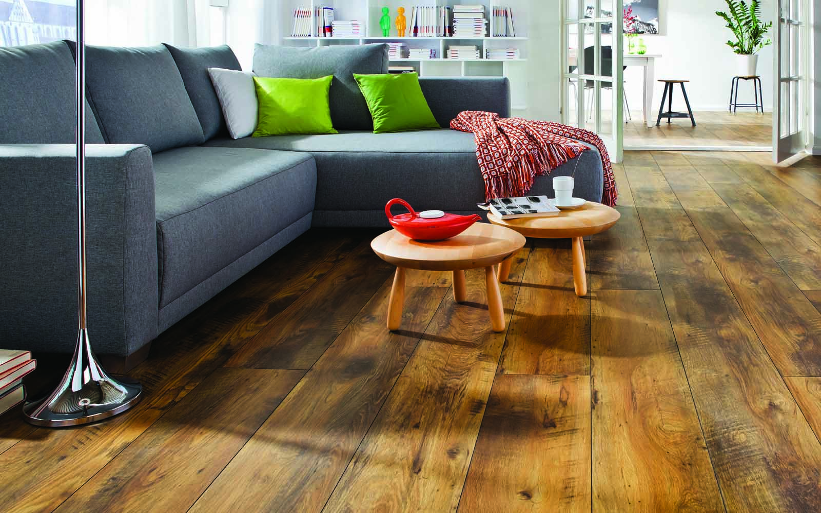 Laminate Wood Flooring Range