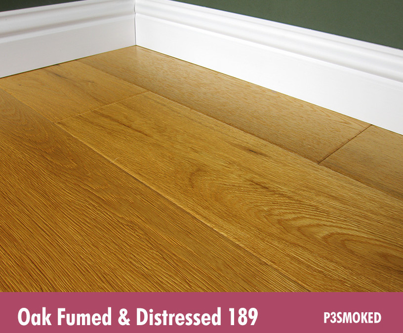 Oak Fumed & Distressed 189