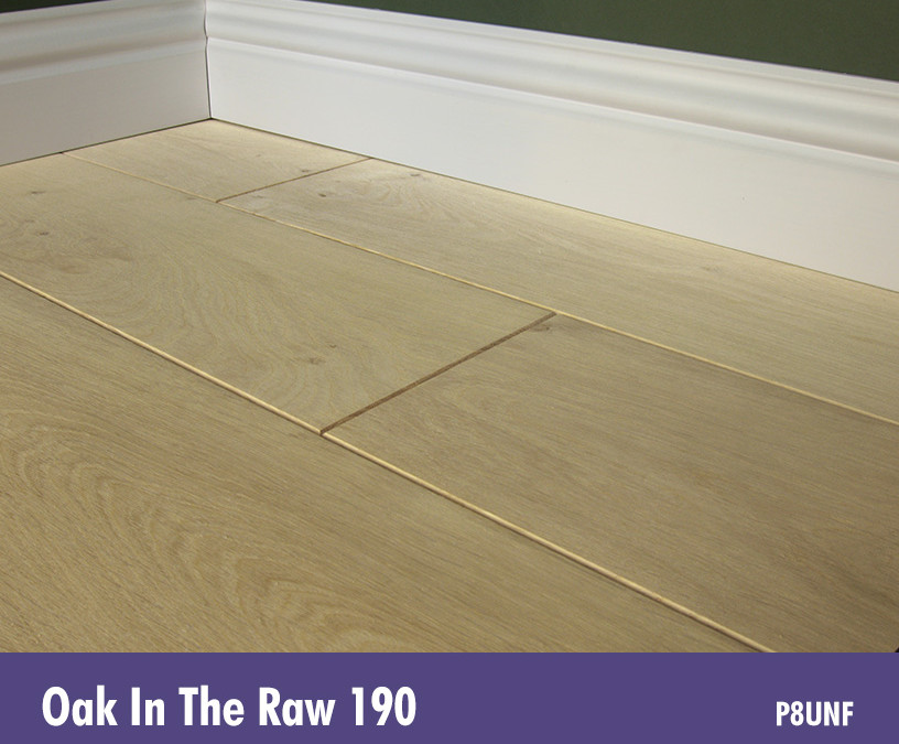 Solid Oak In The Raw 190