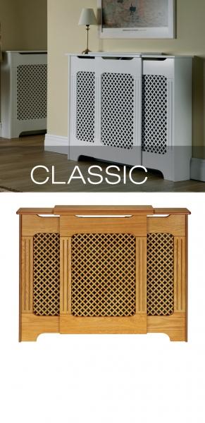 Classic Radiator Cabinet