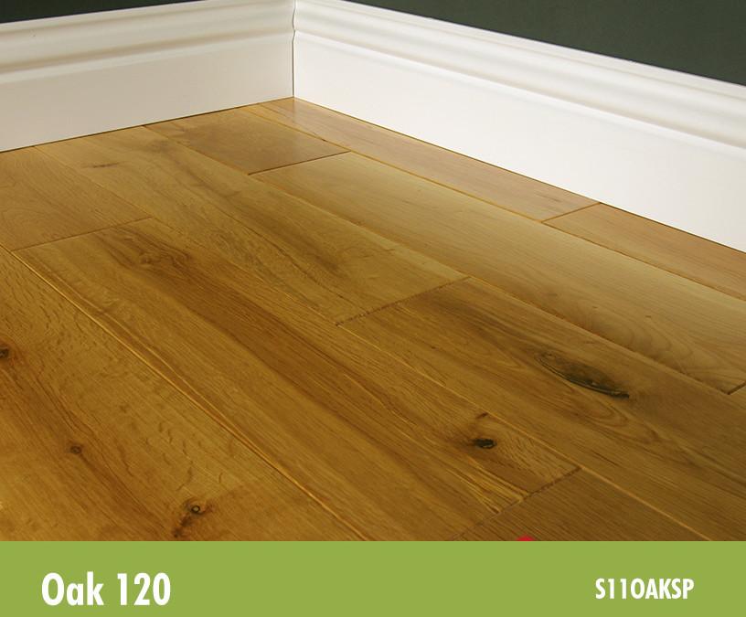 Solid Oak 120