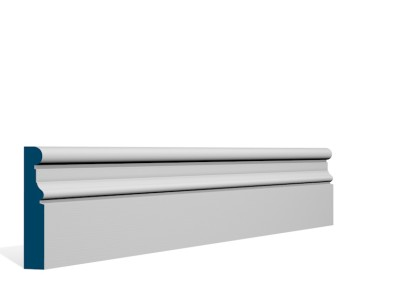 19 x 94mm Pre-Primed / Pre-Painted Wood Clonkeen Architrave or Skirting (5×2.25m)