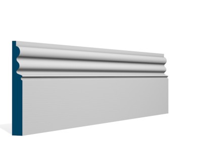 19 x 144mm Pre-Primed / Pre-Painted Wood Kilcooley Skirting (5×2.4m)
