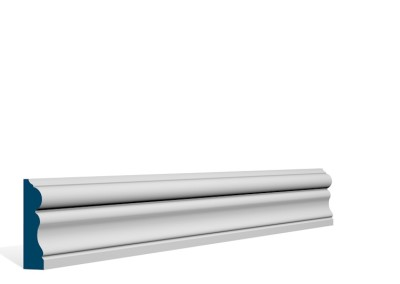 19 x 69mm Pre-Primed / Pre-Painted Wood Killeshin Architrave or Skirting (5×2.25m)