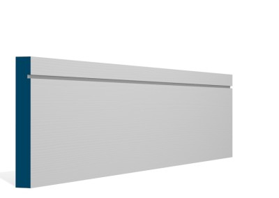 19 x 144mm Pre-Primed / Pre-Painted Wood Shaker Skirting (5×2.4m)