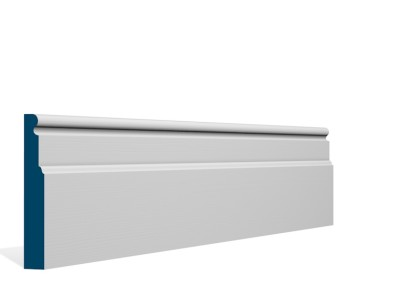 19 x 119mm Pre-Primed / Pre-Painted Wood Swellan Skirting (5×2.4m)