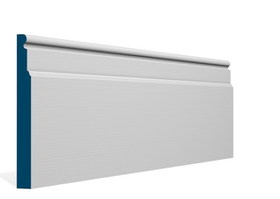 19 x 169mm Pre-Primed / Pre-Painted Wood Swellan Skirting (5×2.4m)