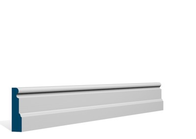 19 x 69mm Pre-Primed / Pre-Painted Wood Swellan Architrave or Skirting (5×2.25m)