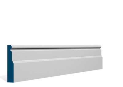 19 x 94mm Pre-Primed / Pre-Painted Wood Swellan Architrave or Skirting (5×2.25m)