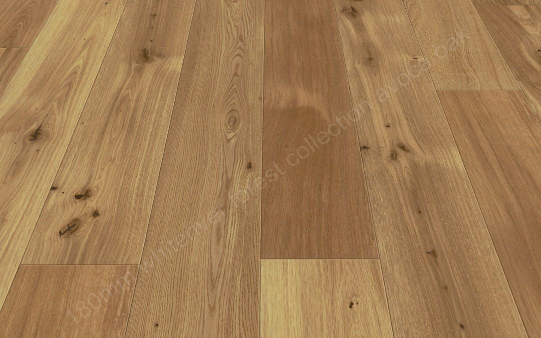180mm Forest Avoca Oak Varnished