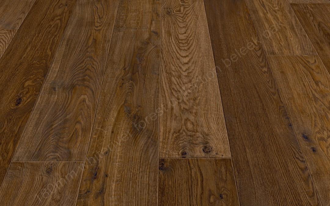 180mm Forest Beleek Oak Handscraped, Smoked, Natural Oiled & Polished