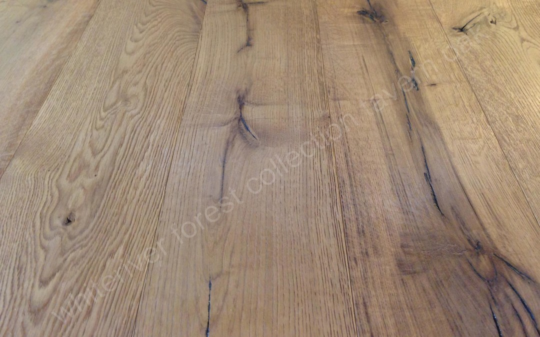180mm Forest Tavern Oak Rustic, Brushed & UV Oiled