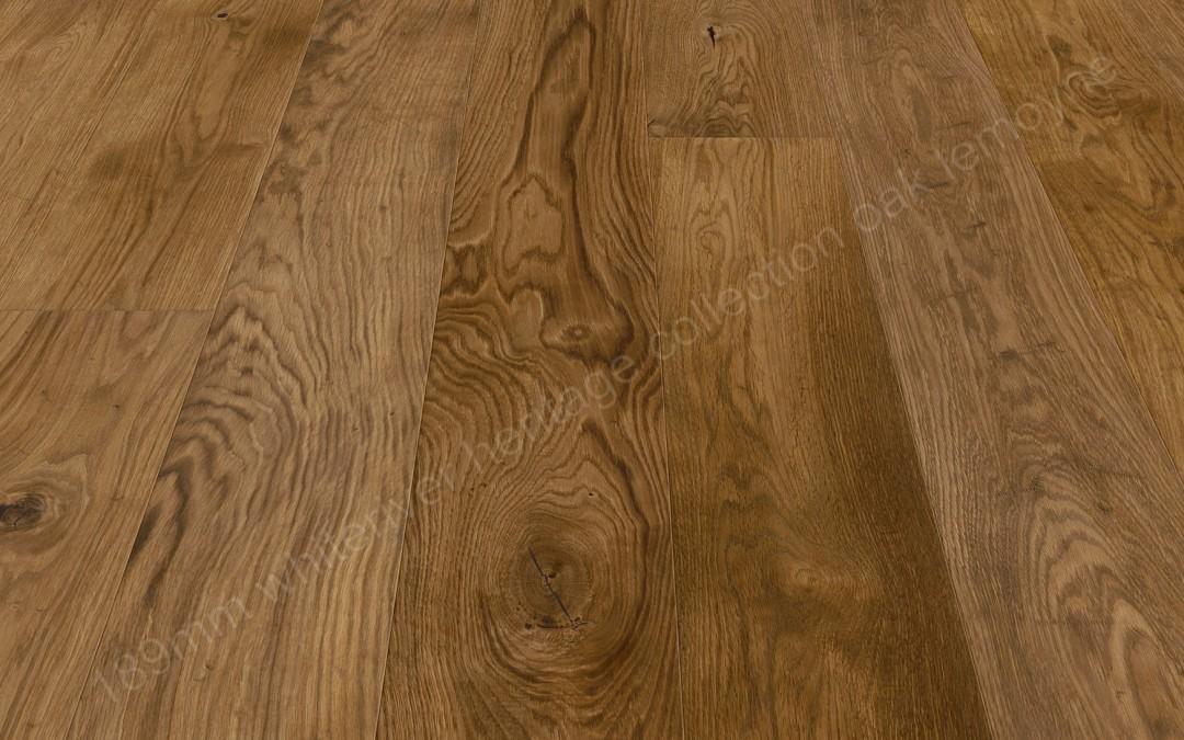 189mm Heritage Oak Lemoyne Smoked, Distreessed & Nat. Oiled