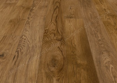 189mm Heritage Oak Lemoyne Smoked, Distreessed & Nat. Oiled