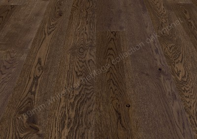189mm Heritage Oak Monet Distressed and Antique Matt Varnished