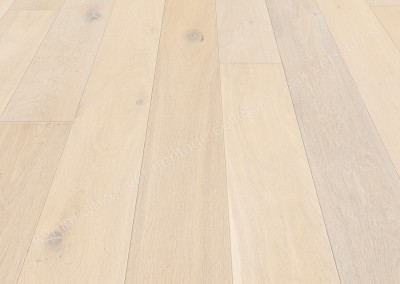 189mm Heritage Oak Versailles White Hard Wax Oiled