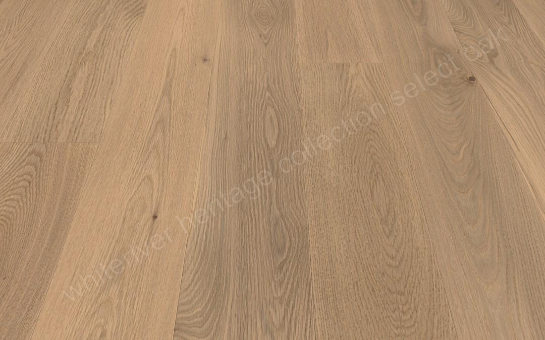189mm Heritage Select Oak Varnished