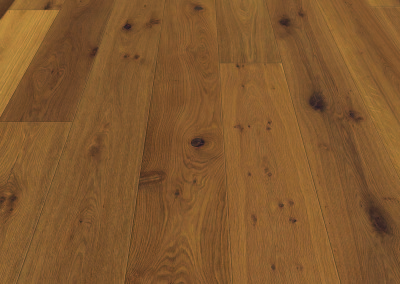 220mm Art Deco Clements Oak Smoked Natural Oil Wax