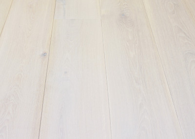 220mm Art Deco Kahn Oak Antonio Oak Extra White Matt Varnish