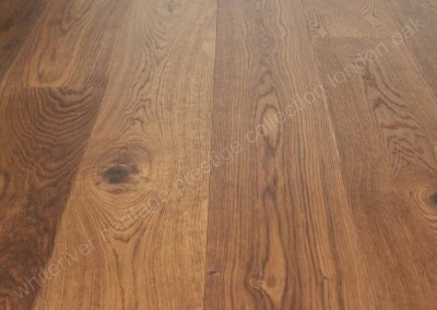 220mm Heritage Prestige London Oak Smoked, Brushed & Matt Varnished