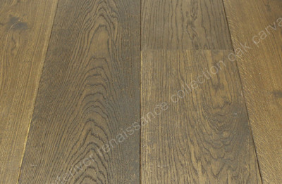 220mm Renaissance Oak Carvaggio Smoked, Distressed, Planed, Black Oil Wax