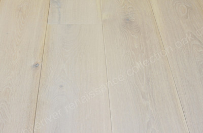 220mm Renaissance Oak Castillo Sanded, Extra White Oil Wax