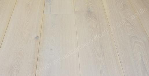 220mm Renaissance Oak Castillo Sanded, Extra White Oil Wax
