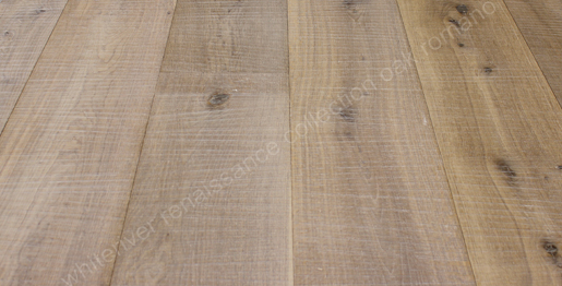 260mm Renaissance Oak Romano Smoked, Fine Sawn, White Oil Wax