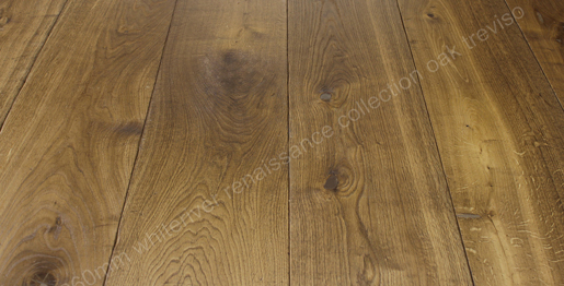 260mm Renaissance Oak Treviso Smoked, Distressed, Planed, Natural Oil Wax
